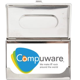 PhotoVision Business Card Holder for Customization