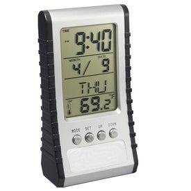 Customized PhotoVision Flipper Clock Calculator