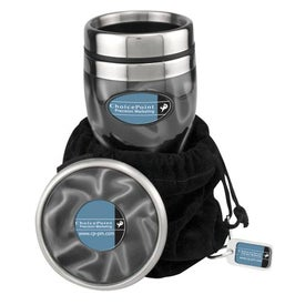 PhotoVision Reflections Tumbler Gift Set for Advertising