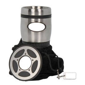 PhotoVision Stainless Tire Tumbler Gift Set for Your Church
