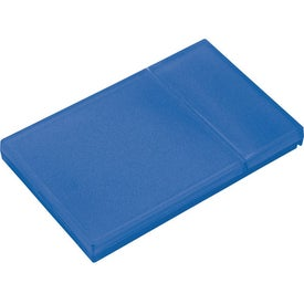 Plastic Business Card Holder for your School