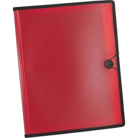 Customized Plastic Portfolio