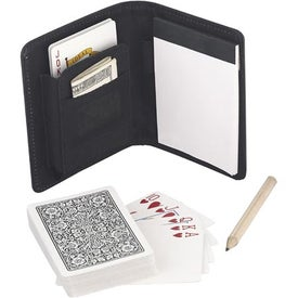 Monogrammed Playing Cards Portfolio