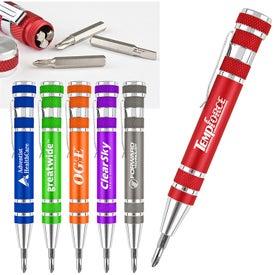 Pocket Pal Aluminum Tool Pen for Customization