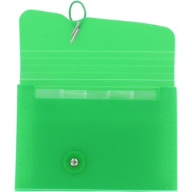 Pocket Sized Organizer Printed with Your Logo