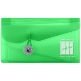 Pocket Sized Organizer for Customization