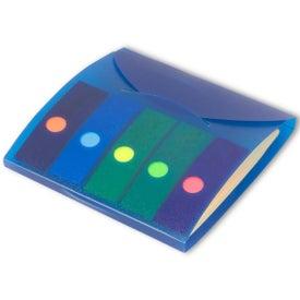 Printed Pocket Sticky Note Caddy