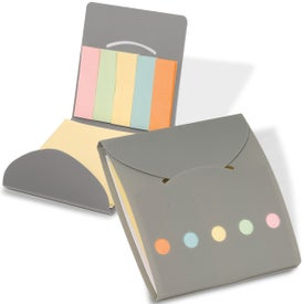 Pocket Sticky Note Caddy for your School