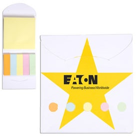 Pocket Sticky Note Memo Book