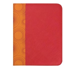 Poly Pro Nouveau Jr. Padfolio for your School