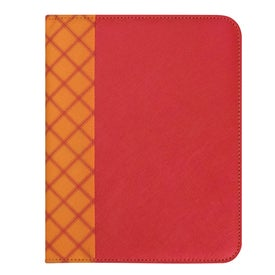 Poly Pro Nouveau Jr. Padfolio Printed with Your Logo