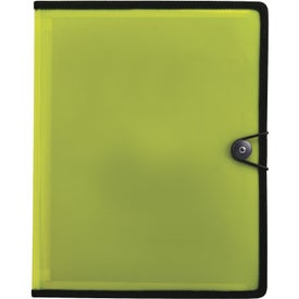 PolyPro FileFolio for Your Company