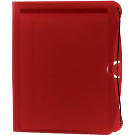PolyPro Junior Padfolio Branded with Your Logo