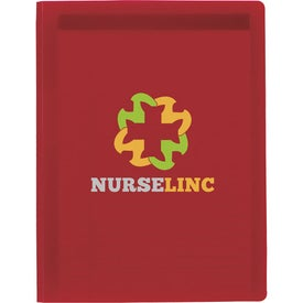 Personalized PolyPro Junior Padfolios