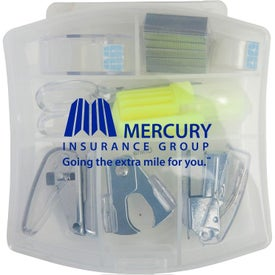Portable Office Supplies Kit