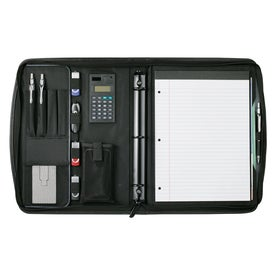 Imprinted Precision Deluxe Versa Folio