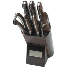 Premium 7 Piece Knife Block for Your Organization