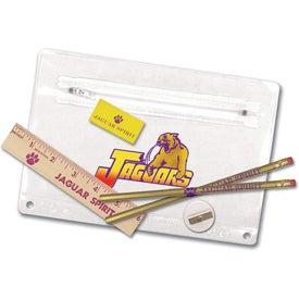 Logo Premium Translucent Vinyl School Kits