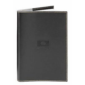 Primetime Leather Journal with Your Logo