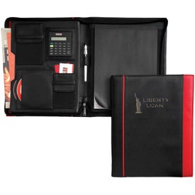 Imprinted ProTech Padfolio