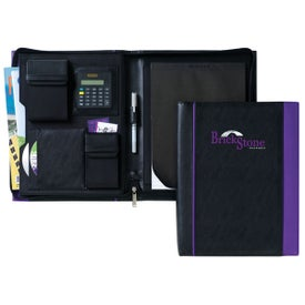 Monogrammed ProTech Padfolio