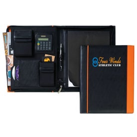 ProTech Padfolio Printed with Your Logo