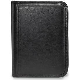 Logo Protege Junior Leather Padfolio