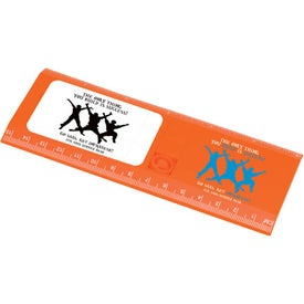 Puzzle Ruler Printed with Your Logo