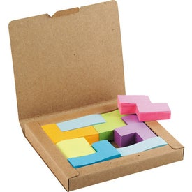 Puzzle Sticky Notes for your School