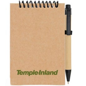 Recycle Notebook for Your Company