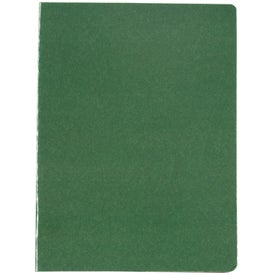 Recycle Padfolio With Pen Printed with Your Logo