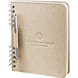 Recycled Cardboard Journal