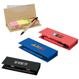 Promotional Recycled Desktop Set