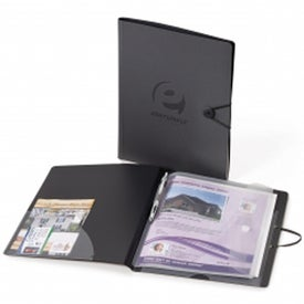 Recycled Polypro Padfolio