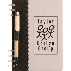 Recycled Terra Notebook for Promotion