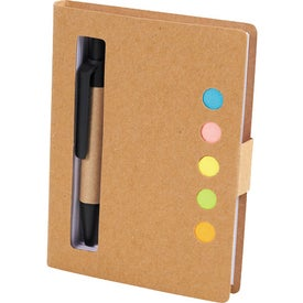Promotional Reveal Sticky Notes Book