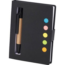 Reveal Sticky Notes Book Printed with Your Logo