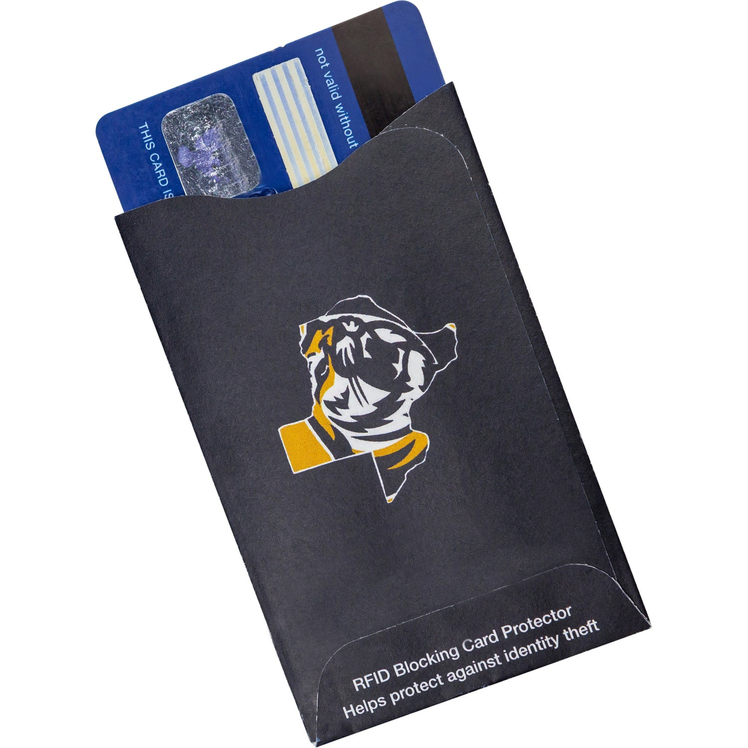 Promotional RFID Blocker Credit Card Sleeves with Custom Logo for ...