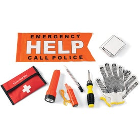 Personalized Roadside Safety Kit