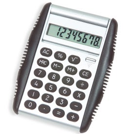 Robot Series Calculator Branded with Your Logo