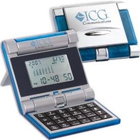 Custom Robot Series Evolution Calculator/Clock