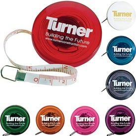 Promotional Promotional Round Tape Measure
