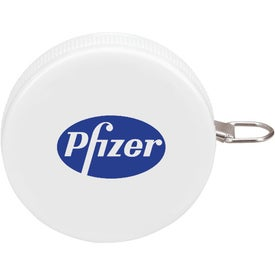 Branded Promotional Round Tape Measure