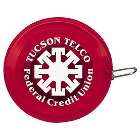 Plastic Round Tape Measure for your School