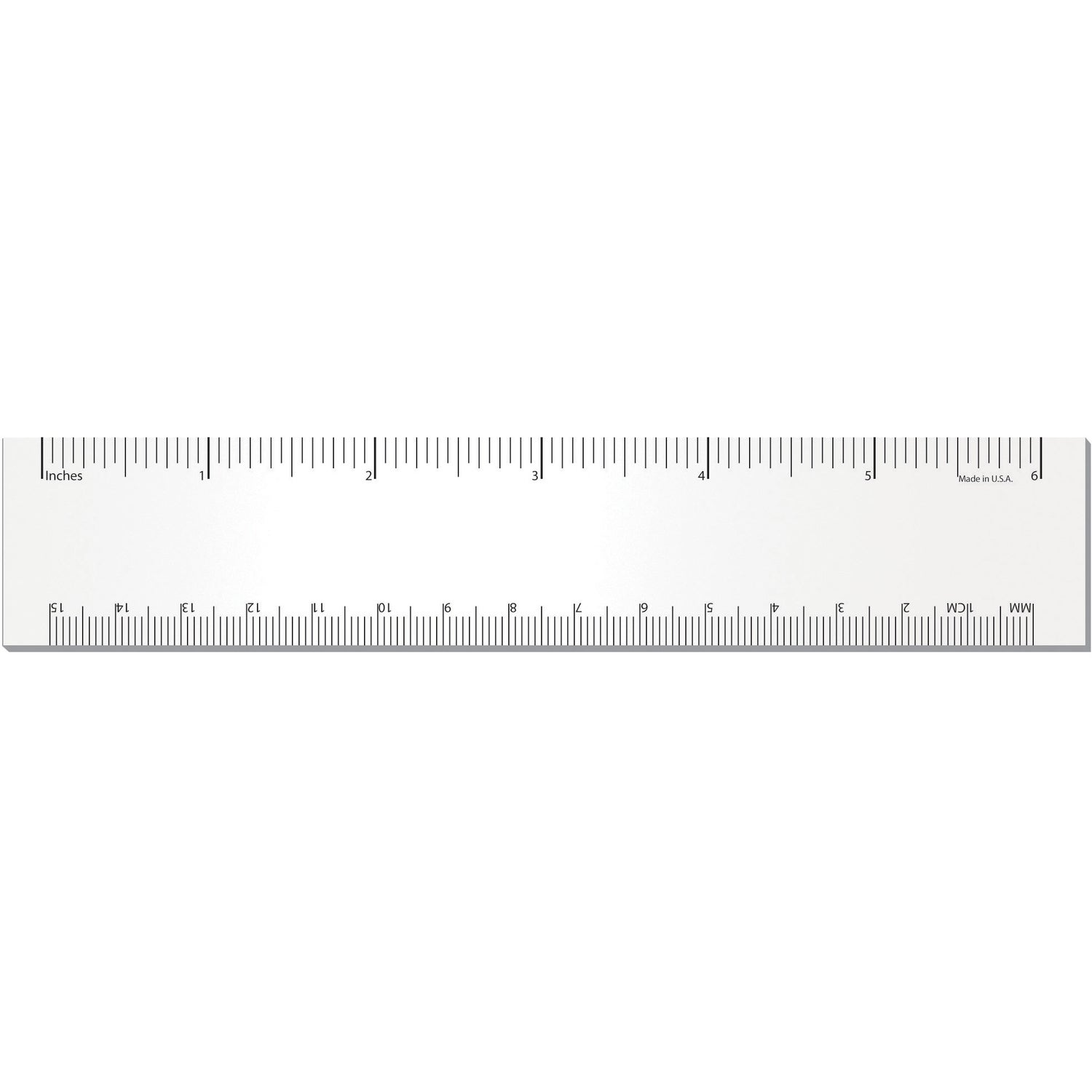 Promotional Paper Rulers With Custom Logo For $0.25 Ea. - 1000x1000 ...