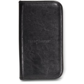 Safe Travels Leather Document Holder