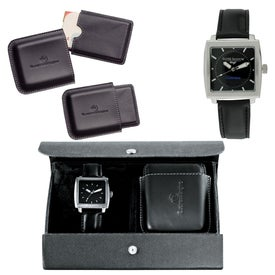 Santa Cruz Men's Watch Set