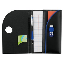 Imprinted Scripto Flash Jr. TriFolio Bundle Set