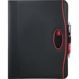Monogrammed Scripto Pacesetter Writing Pad