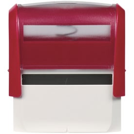 Security Stamp Printed with Your Logo